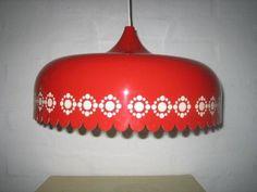 FOG & MØRUP pendant/pendel 1970s. #trendyenser #fogmørup #pendant #pendel #lamps #danishdesign #danskdesign #retro #vintage #70s. From www.TRENDYenser.com. SOLGT.