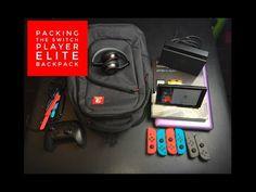 สวยมั้ย? กระเป๋า Nintendo Switch Backpack » THAIMASTER.TECH