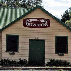 April at Buxton Community Garden