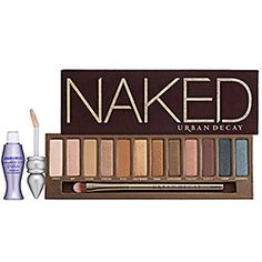 Urban Decay - Naked Palette  #sephora.. can't wait till Christmas! :)