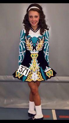 cb7abab31edf **Taylor Dresses Belfast**Irish Dance Solo Dress Costume** Irish Step