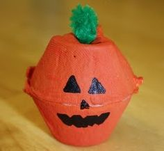 easy kids crafts pumpkin