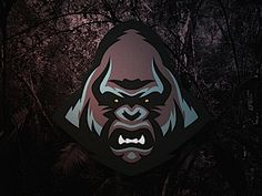 Collection of Gorilla Illustrations