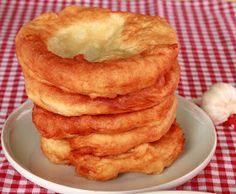 TücsökBogár konyhája: Krumplis lángos
