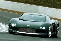 A brand new supercar concept from Bentley