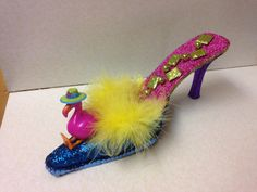 Flamingo nest-Muses shoe 2014  created by Glitter365