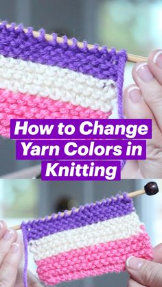 Beginner Knitting Patterns, Knitting Basics, Knitting Help, Knitting Stiches, Easy Knitting, Knitting For Beginners, Loom Knitting, Knit Stitches, Knitting Ideas