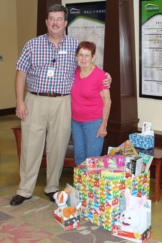 GENEROUS BIRTHDAY GIRL -- Jeanette Long of Bentonville turned the occasion of her 90th birthday into a donation drive to help two local charities -- one of which was NWA Children's Shelter.  She and her pals brought out a box overflowing with toys for our kiddos today, after delivering some other donated items to a local animal shelter. The spry and sprightly Ms. Long (I'm still not sure she's really 90) even danced an energetic jig. She rocks!