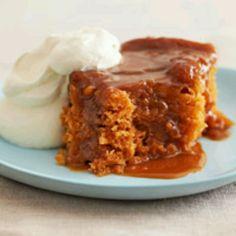 Crockpot butterscotch pudding cake