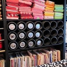 craft room storage by maria.interest