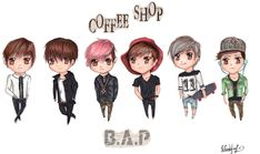 B.A.P -Coffee Shop by wundrfool ...