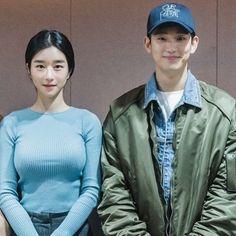 Asian Actors, Korean Actresses, Korean Actors, Actors & Actresses, Korean Star, Korean Girl, Kim Soo Hyun Instagram, Hyun Seo, Park Bo Young