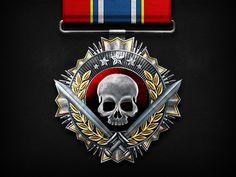 Medal by Tobias Holmgren