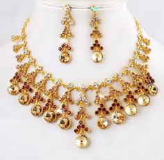 #Jewelry sets for wedding