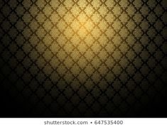 Vector abstract gold exotic Thai seamless pattern background design, inclusive of pattern swatch Background Clipart, Pattern Background, Thai Pattern, Pattern Images, Thai Style, Swatch, Exotic, Royalty Free Stock Photos, Clip Art