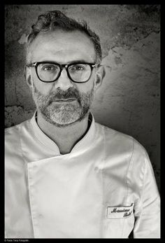 Massimo Bottura(born 30 September 1962) is anItalianrestaurateur and the chef patron ofOsteria Francescana, a three-Michelin-star restaurant based inModena,[1]Italy which has been listed in the top 5 at The World's 50 Best Restaurant Awards since 2010 and received top ratings from ESPRESSO, Gambero Rosso and the Touring Club guides.[2]Osteria Francescana was ranked 3rd World's Best Restaurant at the S.Pellegrino World's 50 Best Restaurants Awards 2013.