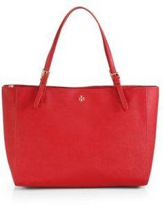 Tory Burch York Buckle Tote, Handtaschen - Handbags, bags, clutches, purses, totes, shoulder bags