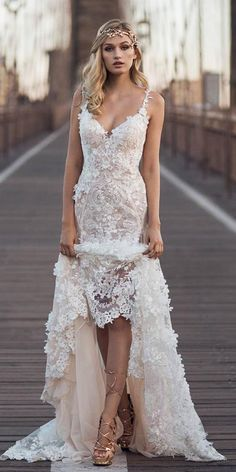 Lacey Love inspired wedding dress