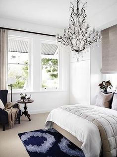 Set the scene for restful sleep+sweet awakenings with these beautiful bedroom ideas: http://snip.ly/v94fn