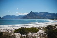 The long Long Beach stretches all the way to Noordhoek. Walk it...