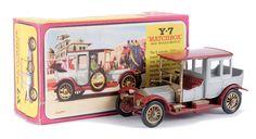 Matchbox Models of Yesteryear No.Y7-3 Rolls Royce 1912