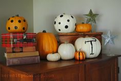 Love the pumpkins!!!!