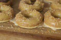 Almond flour donuts
