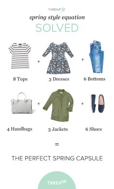 A minimalist, capsule wardrobe of just 30 pieces means more time to meditate, parent, read trashy novels, or just... breathe. Sign up to build a secondhand Capsule Wardrobe today and simplify your closet.
