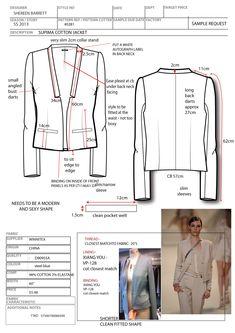 .Technical sheet
