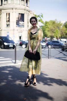 PARIS 2013. Fantasmas en París