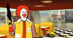 Logorama, cortometraje de animación lleno de logos, ganador de un Oscar en el blog de Tximino Art: blog.tximinoart.com