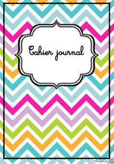 cahier journalier 2017