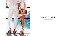 Spring Getaway Accesories - LOOKBOOK