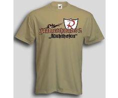 T-Shirt Jagdgeschwader 2 Richthofen / mehr Infos auf: www.Guntia-Militaria-Shop.de