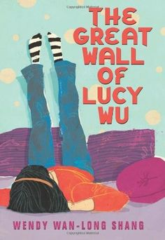 Dawn: What do you think about this for Mother-Daughter book club?   The Great Wall of Lucy Wu