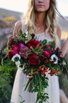 Florals by Sego Floral and Event Design, Photos by Mandi Nelson Photography