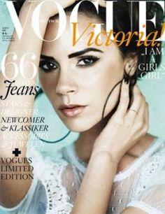 Vogue magazine covers - mylusciouslife.com - Vogue Germany May 2010 - Victoria Beckham.jpg