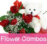 A loving and gorgeous bouquet of premium red roses with Huggable Bear. Red Rose Bouquet, Flower Meanings, Diwali Gifts, I Wallpaper, Love Symbols, Flower Delivery, Red Roses, Christmas Wreaths, Holiday Decor
