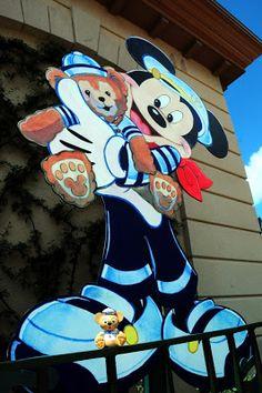 Duffy the Disney Bear Photoshoot   WDW News Today