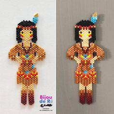 Posts tagged as Beaded Earrings Patterns, Bead Loom Patterns, Peyote Patterns, Beading Patterns, Beaded Banners, Brick Stitch Earrings, Native American Beadwork, Beaded Ornaments, Beading Projects