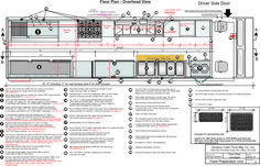 plans home truck camper floor plans food truck floor plans
