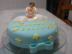 Bolo Batizado #cake #batizado #bolobatizado