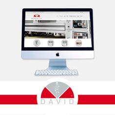 Up&Up, l'agenzia del risultato di #Brescia, realizza il restyling del sito internet Forni David. Il reparto #WebSite dell'agenzia di #marketing e #comunicazione ha realizzato per #ForniDavid un sito #responsive e ottimizzato.  #WebMarketing #SEO #Up3Up