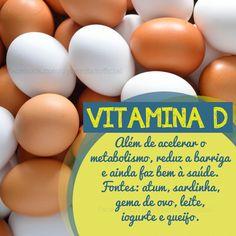 Boa notícia! Vitamina D emagrece!