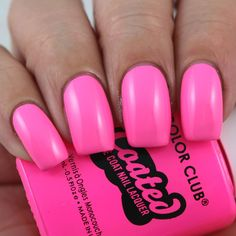 Color Club East Austin swatched by Olivia Jade Nails Jade Nails, Coral Nails, Olivia Jade, Pink Nail Polish, Peach Orange, Color Club, Perfect Nails, Nail Colors, Colours