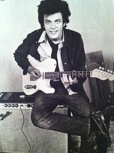 Mike Bloomfield, 1967.