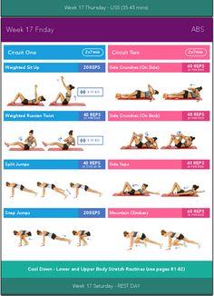 Next Bikini body guide 2.0