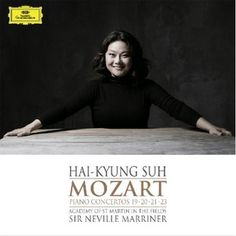 ソ・へギョン / MOZART : PIANO CONCERTO NOS.19 & 20 & 21 & 23 [2CD] [ ソ・へギョン ] 韓国音楽専門ソウルライフレコード