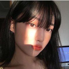 girl, korean, and ulzzang image Ulzzang Korean Girl, Cute Korean Girl, Asian Girl, Korean Beauty, Asian Beauty, Uzzlang Girl, Pretty Asian, Aesthetic Girl, Pretty Face