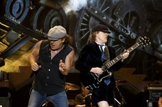 Hard Rock, Harder Times: AC/DC Return Without Two Key Members
